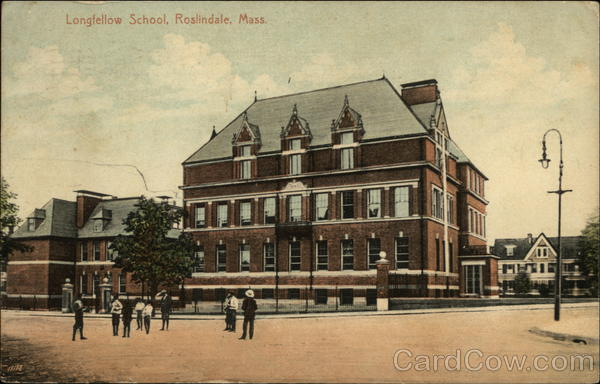 Longfellow School Roslindale Massachusetts
