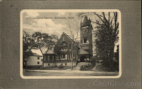 Congregational Church Roslindale Massachusetts