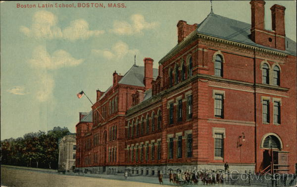 Boston Latin School Massachusetts