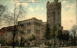 Street View of Regiment Armory