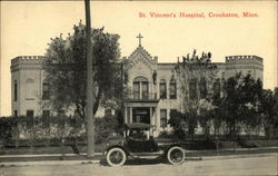 Street View of St Vincent's Hospital