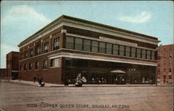 Copper Queen Store