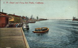 SP Depot and Ferry
