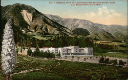 General View of Arrowhead Hot Springs Hotel