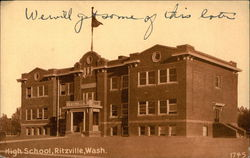 High School in Ritzville, WA