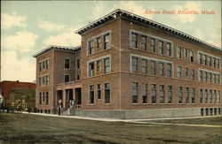 Street View of Adams Hotel