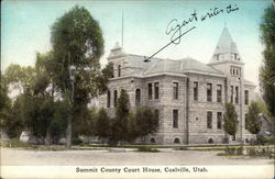 Summit County Court House