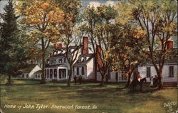 Sherwood Forest - Home of John Tyler