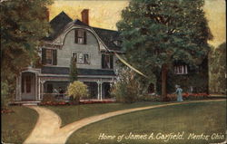 Home of James A. Garfield