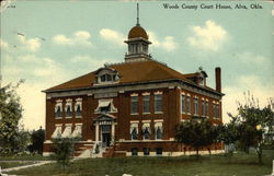 Woods County Court House
