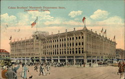 Cohen Brothers' Mammoth Department Store