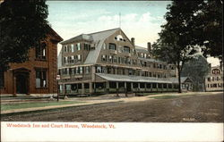 Woodstock Inn and Court House