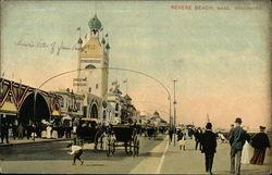 Revere Beach, Mass. Boulevard