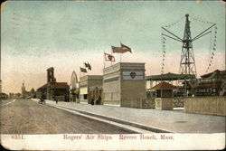 Rogers' Air Ships