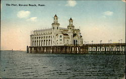 Water View of The Pier