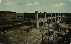 Forest Hills Elevated Station