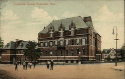 Street View of Longfellow School