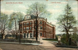 Street View of Curtis Hall
