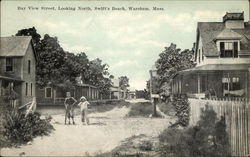 Bay View Street, looking North, Swift's Beach