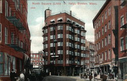 North Square, Little Italy