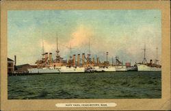 Water View of Navy Yard