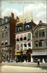 Street View of Tremont Theatre