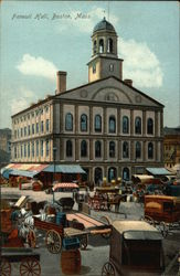Street View of Faneuil Hall