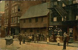 Paul Revere House on North Street