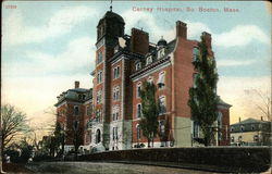 Street View of Carney Hospital