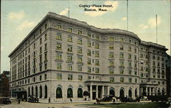 Street View of Copley-Plaza Hotel