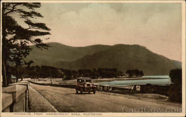 Woodside From Warrenpoint Road Rostrevor England