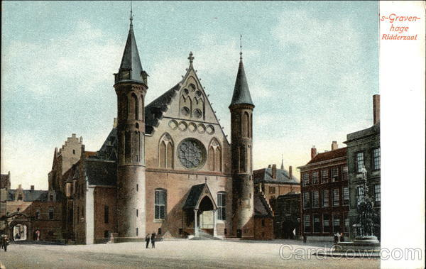 Ridderzaal The Hague Netherlands Benelux Countries