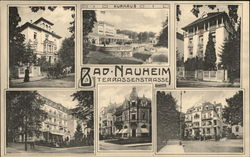 Views of Bad Nauheim