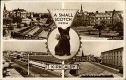 A Small Scotch From Kirkcaldy