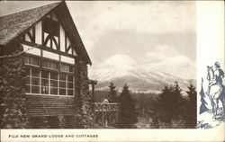 Fuji New Grand Lodge and Cottages