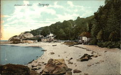 View of Babbacombe Beach