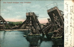 Old French Dredges