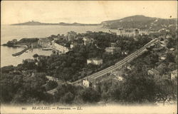 Panorama of Beaulieu