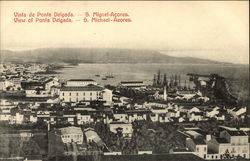 View of Ponta Delgada