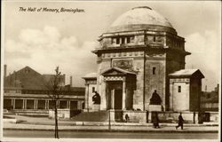 The Hall of Memory Postcard