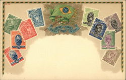 Postage Stamps of Brazil