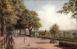 VIew of the Terrace, Richmond