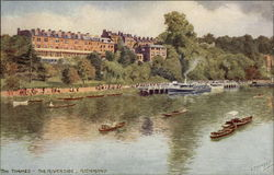 The Thames - The Riverside