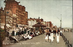 Sea Front and Grand Hotel