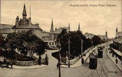 Hospital and St. Helen's Road