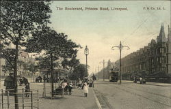 The Boulevard, Princes Road