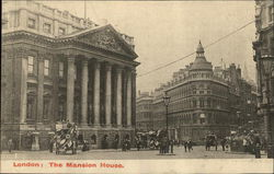 London: The Mansion House