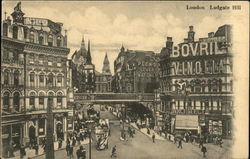 View of Ludgate Hill