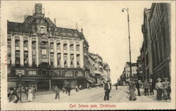 View of Carl Johans Gade