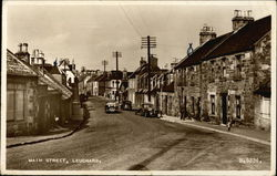 Main Street, Leuchars